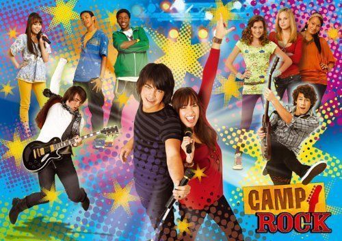 Camp rock музыкальные каникулы 2008